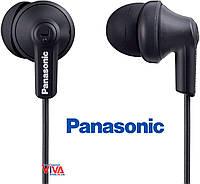 Наушники Panasonic RP-HJE120EE-K Black, фото 1