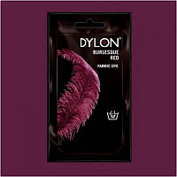 Краска для окрашивания ткани вручную DYLON Hand Use Plum Red