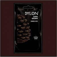 Краска для окрашивания ткани вручную DYLON Hand Use Dark Brown