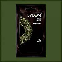 Краска для окрашивания ткани вручную DYLON Hand Use Olive Green