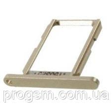 Сим держатель iPhone 5 Bronze