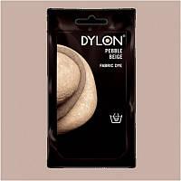 Краска для окрашивания ткани вручную DYLON Hand Use Pebble Beige