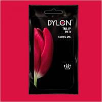 Краска для окрашивания ткани вручную DYLON Hand Use Tulip Red