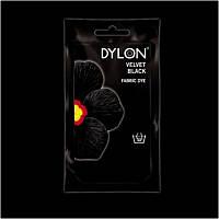 Краска для окрашивания ткани вручную DYLON Hand Use Intense Black