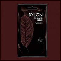 Краска для окрашивания ткани вручную DYLON Hand Use Woodland Brown