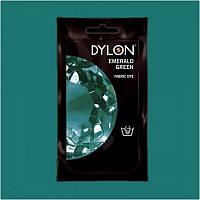 Краска для окрашивания ткани вручную DYLON Hand Use Emerald Green
