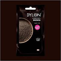 Краска для окрашивания ткани вручную DYLON Hand Use Espresso Brown