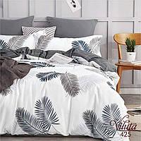 Комплект постельного белья сатин 425 Viluta Двухспальный, фото 1