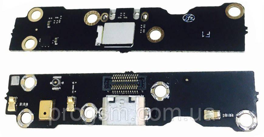Разъем зарядки Meizu MX3 (M351 / M353) Charge (с платкой)