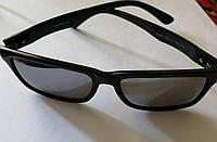 Солнцезащитные очки универсальные, зеркальные, Рей Бен с полароидной линзой, фото 1