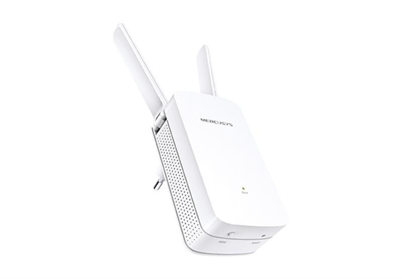 Точка доступа Mercusys MW300RE (N300, 2 внешние антенны, усилитель беспроводного сигнала)