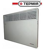 Конвектор Термия Эконом ЭВНА-1,5/230 С2 (си), электрический 1,5 кВт, настенный, фото 1