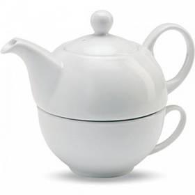 Набор заварочный WILMAX 2 предмета (чайник 375 мл, чашка 340 мл) WL-994048