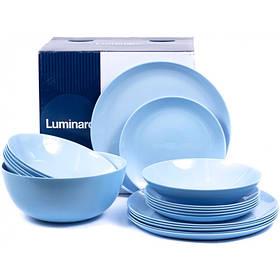 Сервиз столовый Luminarc Diwali LIGHT BLUE 19 предметов 2961P LUM