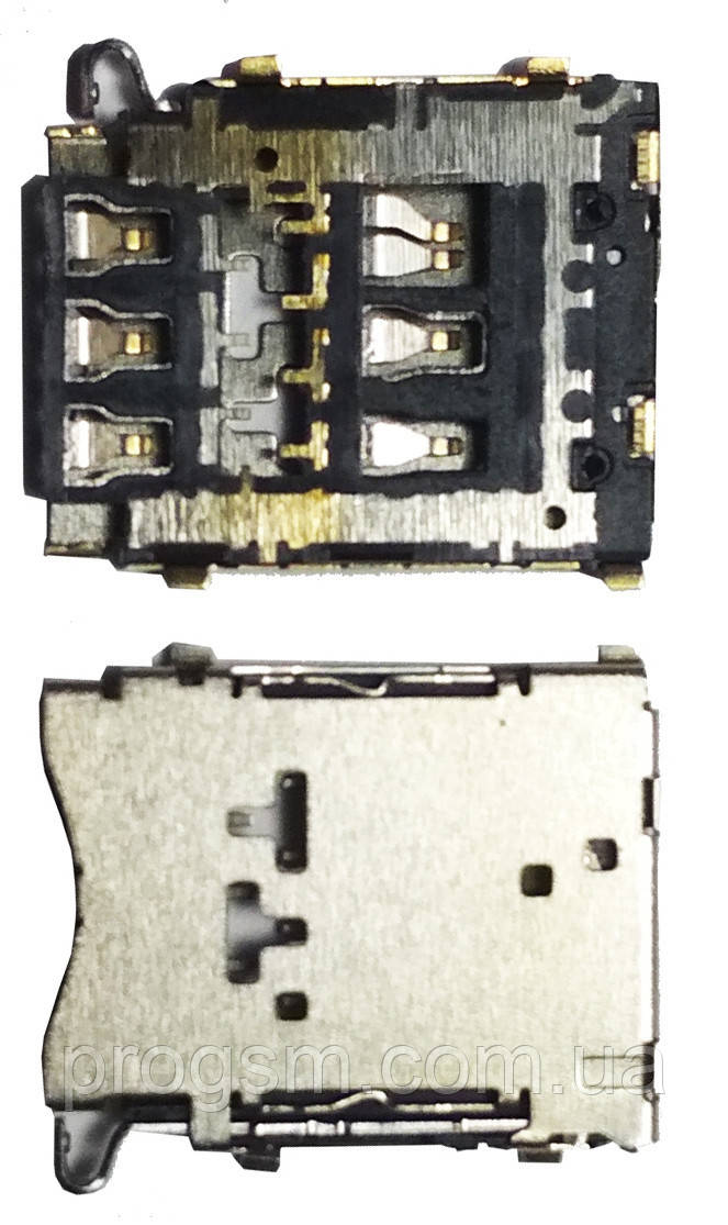 Разъем mmC Samsung Galaxy A3 SM-A300F