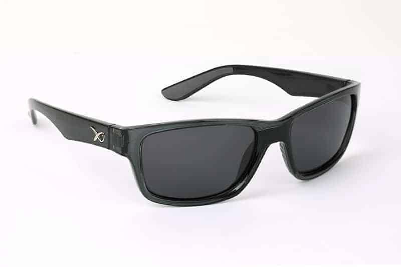 Очки для рыбалки Matrix Glasses - Casual Trans black / grey lense