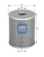 Топливный фильтр PEUGEOT 605 (6B) / CITROEN C35 пикап / CITROEN BX (XB-_) 1973-2000 г.