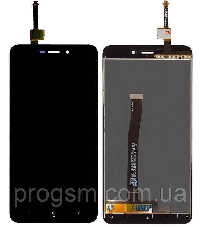 Дисплей Xiaomi Redmi 4a (MZB5602IN) complete Black