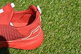 Детские кроссовки сетка Адидас красные р31-35, копия, фото 4
