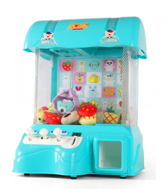 Детский аппарат для вытягивания игрушек SDL 3301 бирюзовый (SD00243)