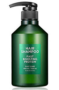 Шампунь Tosowoong Fast Busting Protein Shampoo (EE00028)