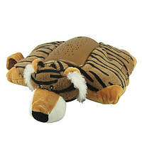 Игрушка-ночник Star Тигр с проэктором звездного неба