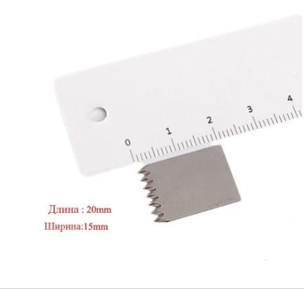 Нож-лезвие для подвязочного степлера Tapettol, Sujineng, Titan, Max