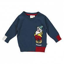 Дитячий светр для хлопчика BRUMS Італія 143BDHC003 синій