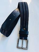Детский пояс для мальчика JBE Италия 143BFLH001 синий 55, , синий