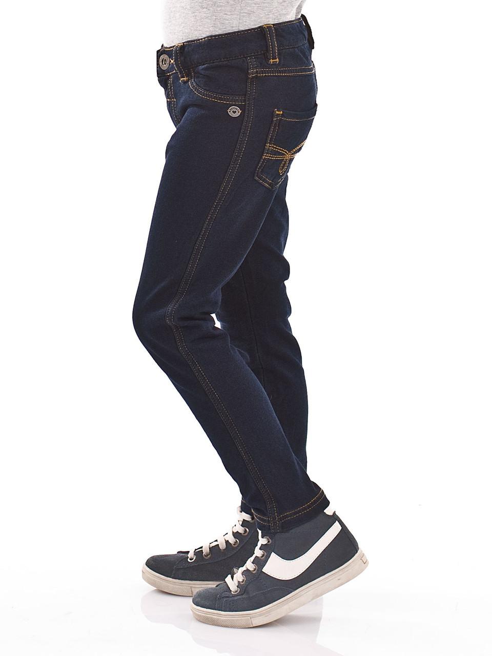 Детские джинсы для девочки BRUMS Италия 143BGBM006 Черный