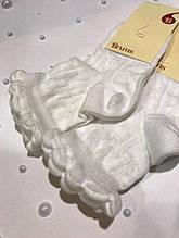 Детские носки для девочки BRUMS Италия 151BGLJ003 Белый 4*(27-30), , белый,