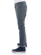 Детские брюки для мальчика JBE Италия 153BHBH002 темно-серые 137