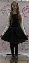 Детский пуловер для девочки BRUMS Италия 163BGHC014 молочный 98