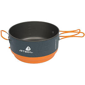 Каструля Jetboil FluxRing Helios II Cooking Pot 3L Black