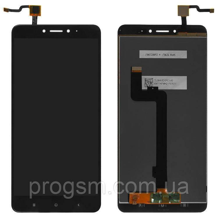 Дисплей Xiaomi Mi Max complete Black
