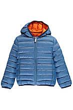 Дитяча вітровка для хлопчика BRUMS Італія 181BFAA001 Блакитний весняна осіння демісезонна