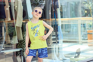 Дитяча майка для хлопчика BRUMS Італія 181BFFN024 Зелений