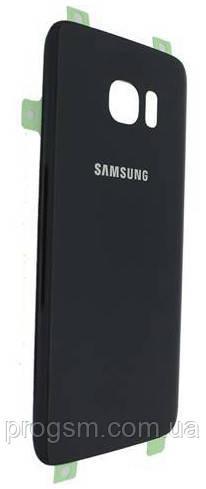 Задняя часть корпуса Samsung Galaxy S7 Edge / G935 Black