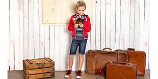 Детские шорты для мальчика UBS2 Испания +1845
