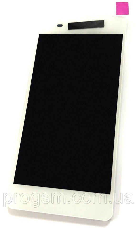 Дисплей Sony Xperia E5 F3311 / F3313 / C1604 complete White