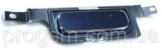Кнопка центральная Samsung i8262 Black