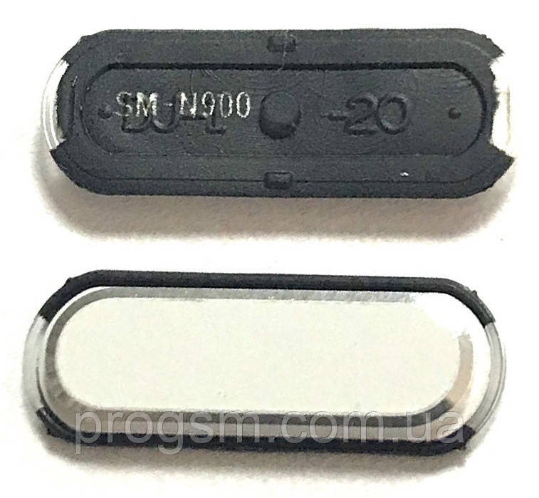 Кнопка центральная Samsung Galaxy Note 3 N9000 White
