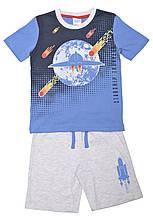 Детская пижама для мальчика Tobogan Испания 19177003 Голубой