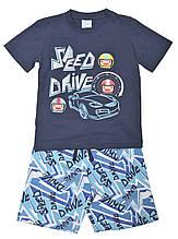Детская пижама для мальчика Tobogan Испания 19177004 Синий 116, , синий,