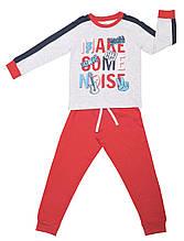 Детская пижама для мальчика Tobogan Испания 19177030 Серый