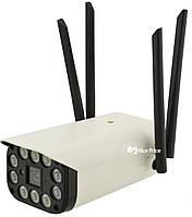 Уличная IP камера видеонаблюдения с 3G/4G UKC 1080P 3120 2 mp (6976)