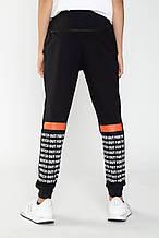 Детские спортивные штаны для мальчика Young Reporter Польша 193-0117B-20-100-1 Черный весеннии осенью