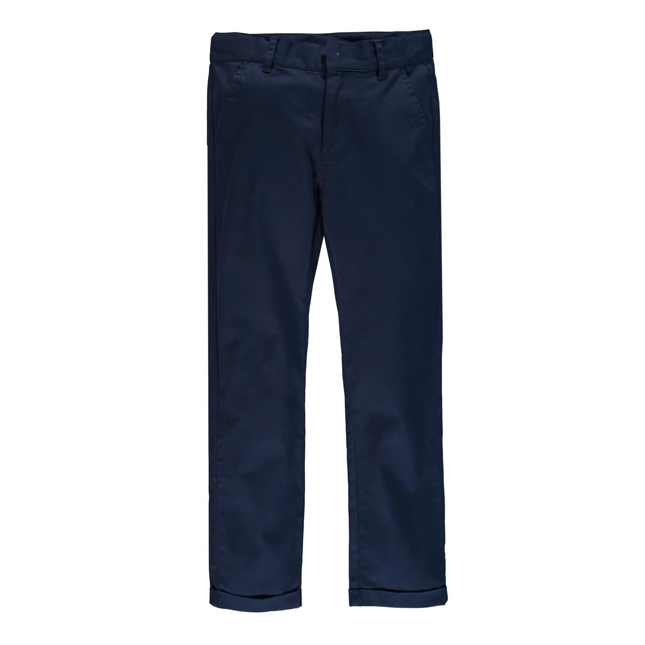 Детские брюки для мальчика MEK Италия 201MHBH001 темно-синий
