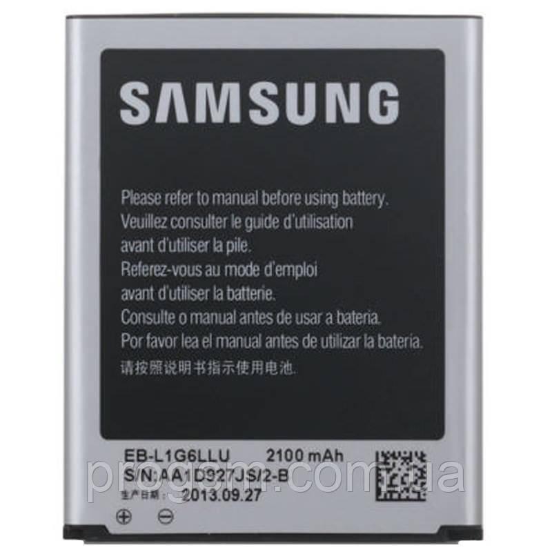 Аккумулятор Samsung Galaxy S3 GT-I9300 / I9300i / I9082 / I9080 / EB-L1G6LLU (2100mAh)
