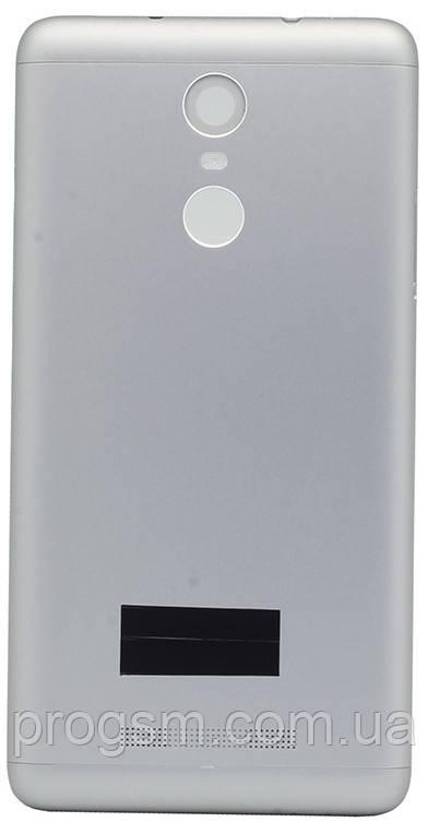 Задняя часть корпуса Xiaomi Redmi Note 3 / Note 3 Pro Gray